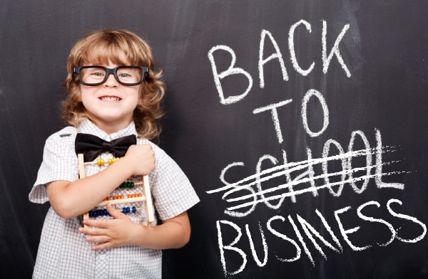 Deliberate Practice of the Week - Why you need to go back to school like your kids do each fall