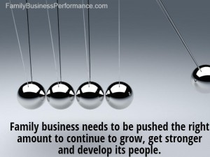 family business performance pete walsh