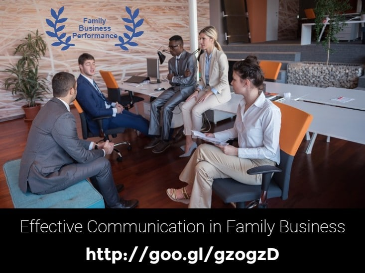 Effective Communication in Family Business