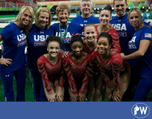Family Businesses can learn from Gymnasts