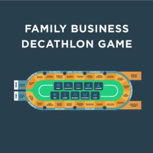 Family Business Decathlon Game